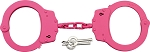 MI220041PK    Scorpion Handcuffs Pink.